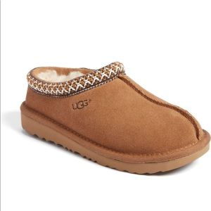UGG K-Tasman II Embroidered Slipper Chestnut 6